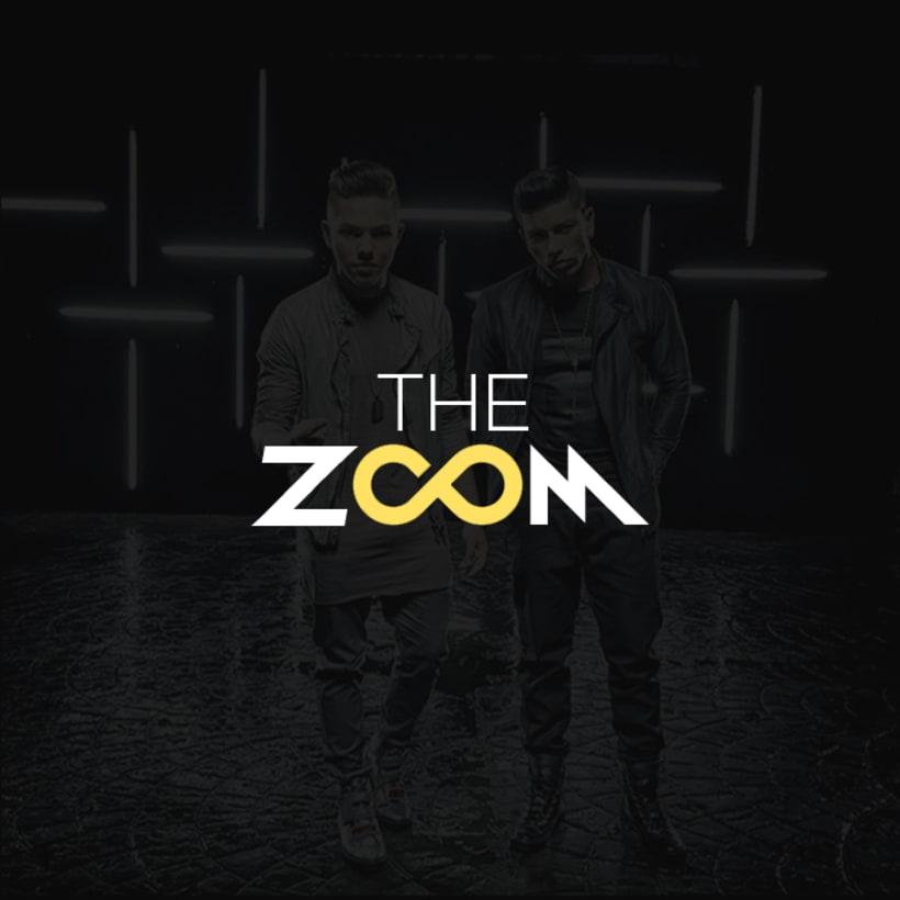 Logo : The Zoom -1
