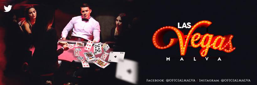 Cover : Las Vegas - Malva 1