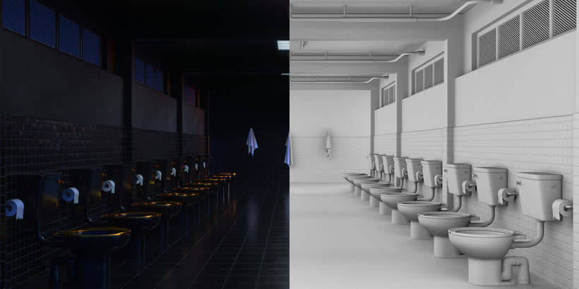 Hallways 7