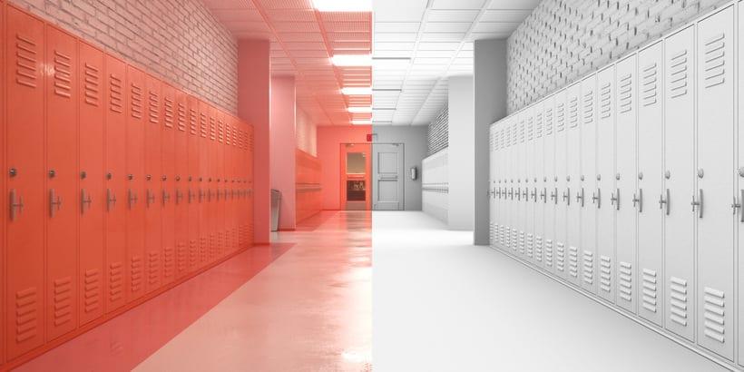 Hallways 8