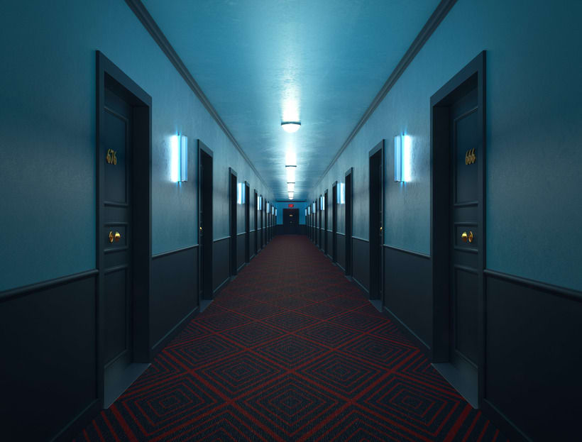 Hallways 3