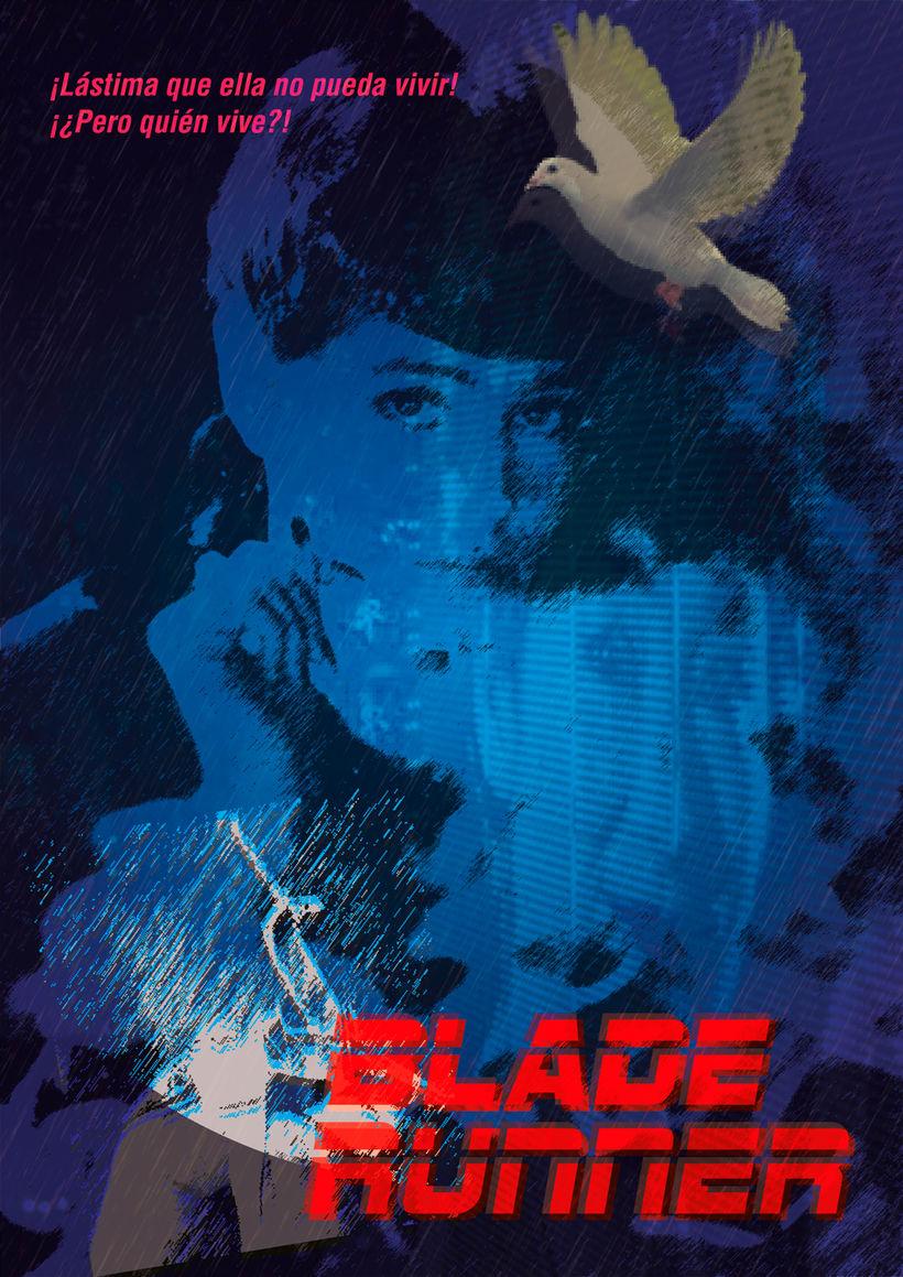 fan-art Blade Runner -1