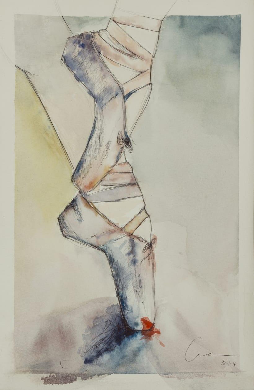 Bailarinas -1