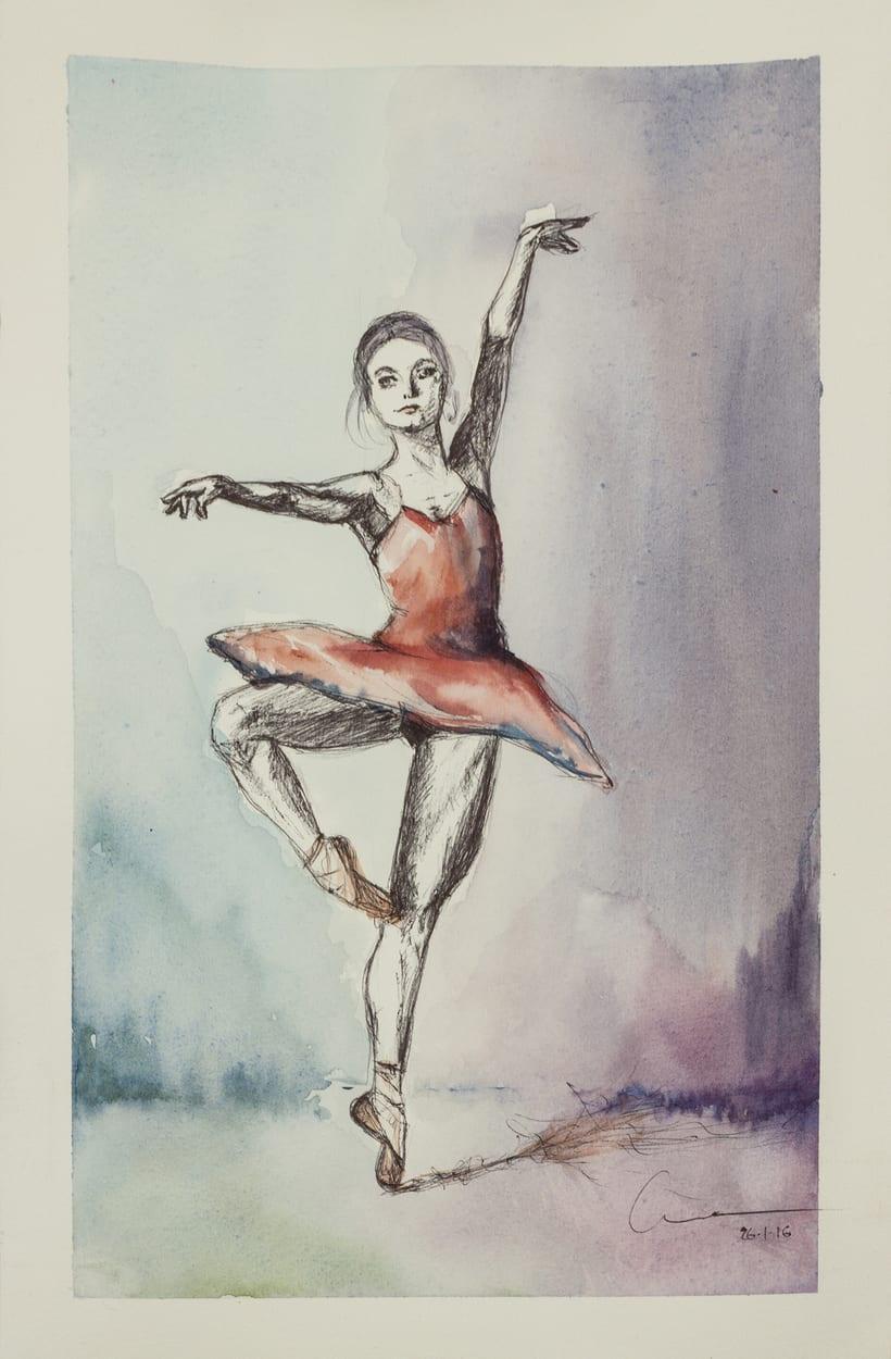 Bailarinas 3