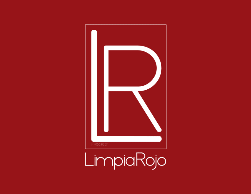 LimpiaRojo Branding & Identity. 1