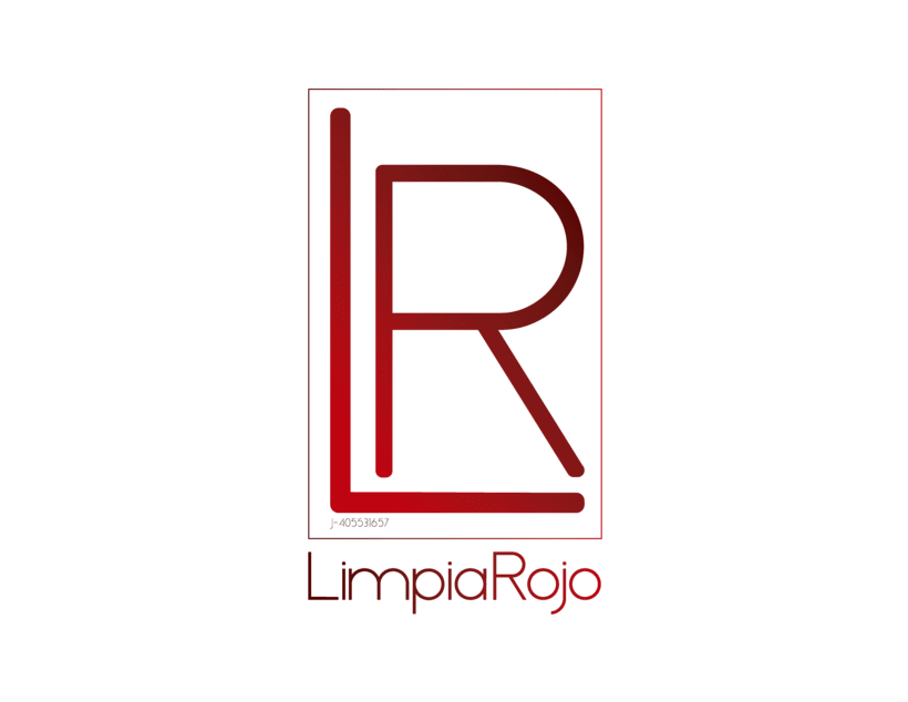 LimpiaRojo Branding & Identity. 0