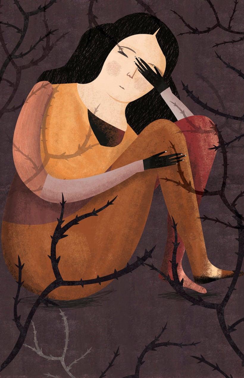 #VivanLasMujeres: ilustración y letras contra la violencia de género 4