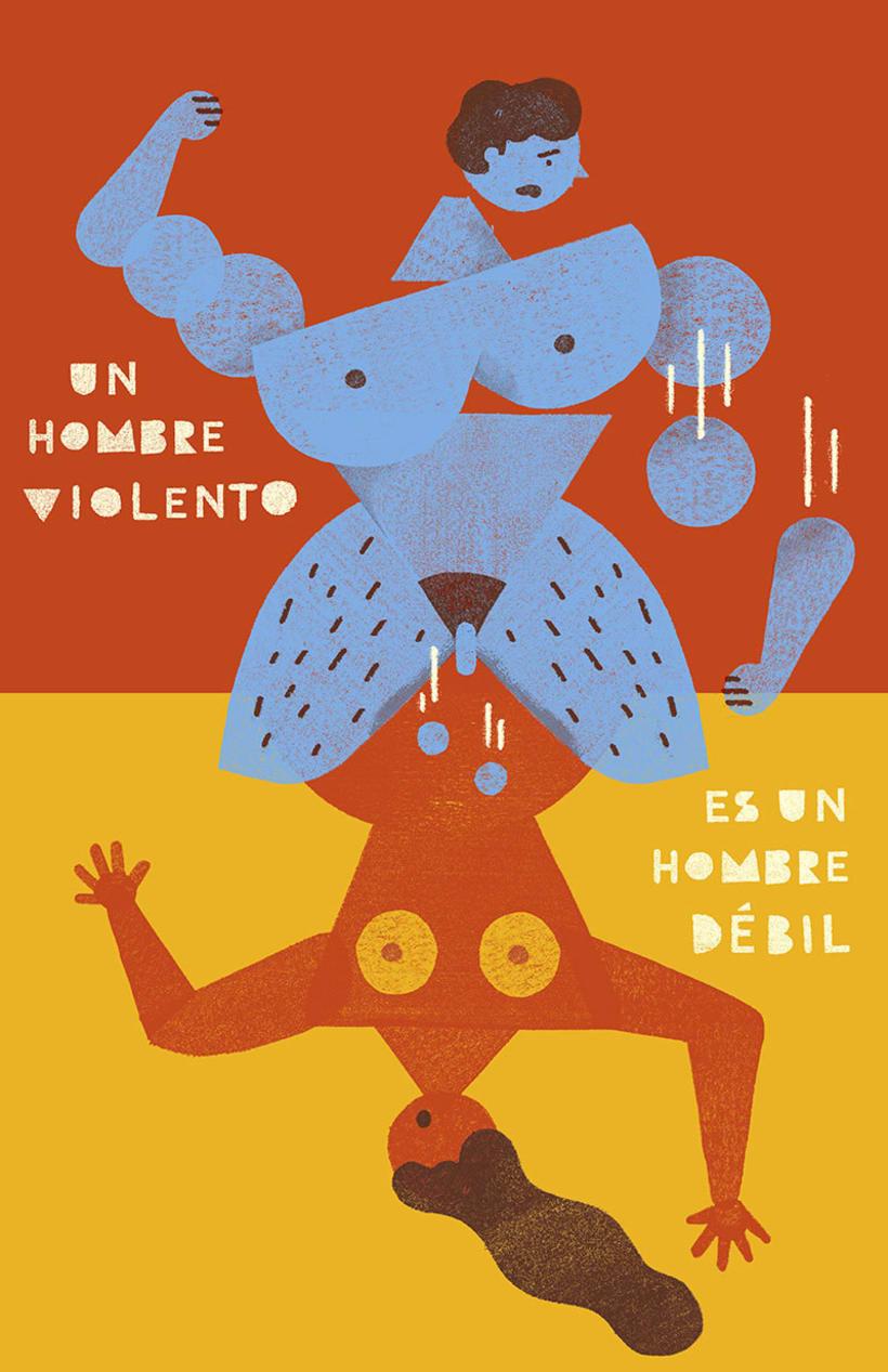 #VivanLasMujeres: ilustración y letras contra la violencia de género 13