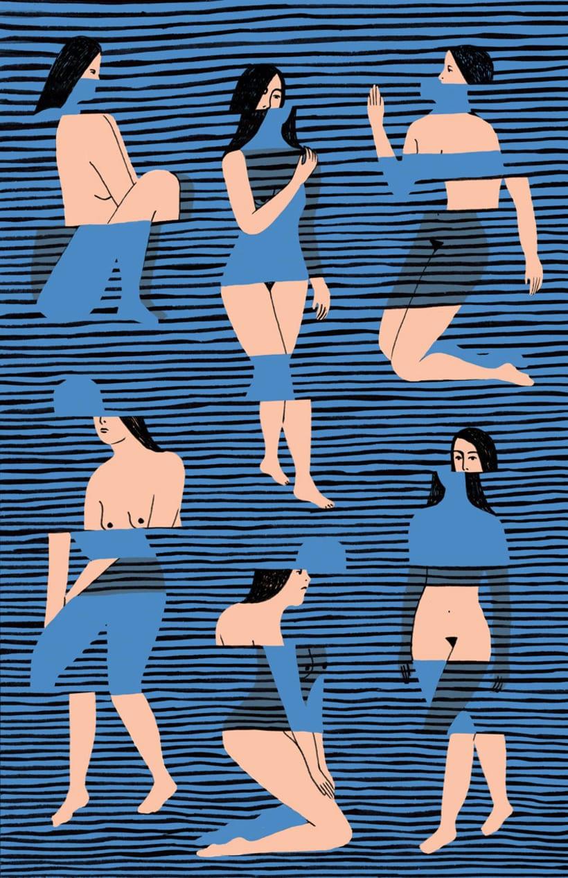 #VivanLasMujeres: ilustración y letras contra la violencia de género 17