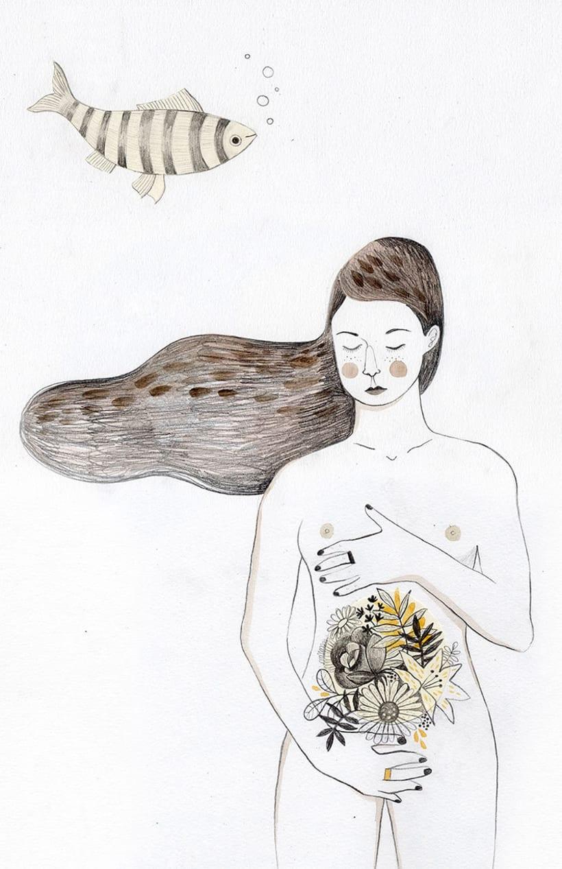 #VivanLasMujeres: ilustración y letras contra la violencia de género 25