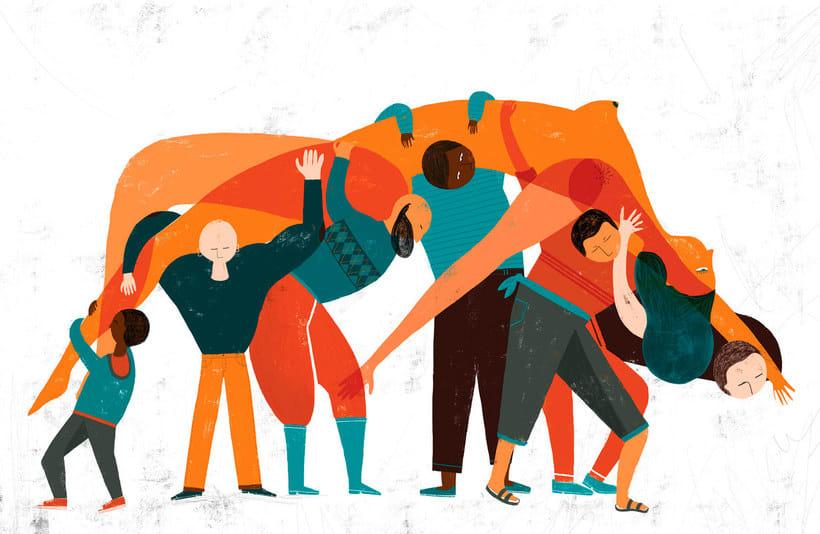 #VivanLasMujeres: ilustración y letras contra la violencia de género 29
