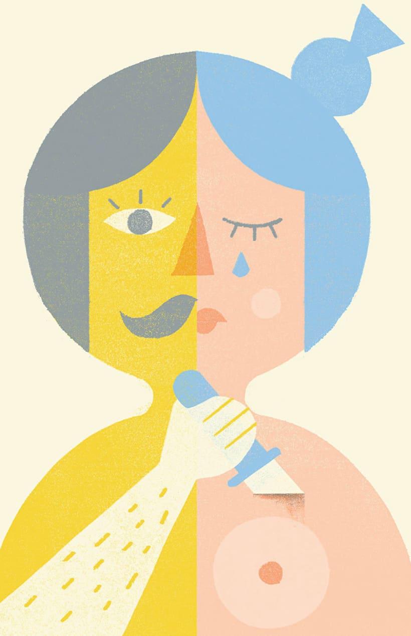 #VivanLasMujeres: ilustración y letras contra la violencia de género 33