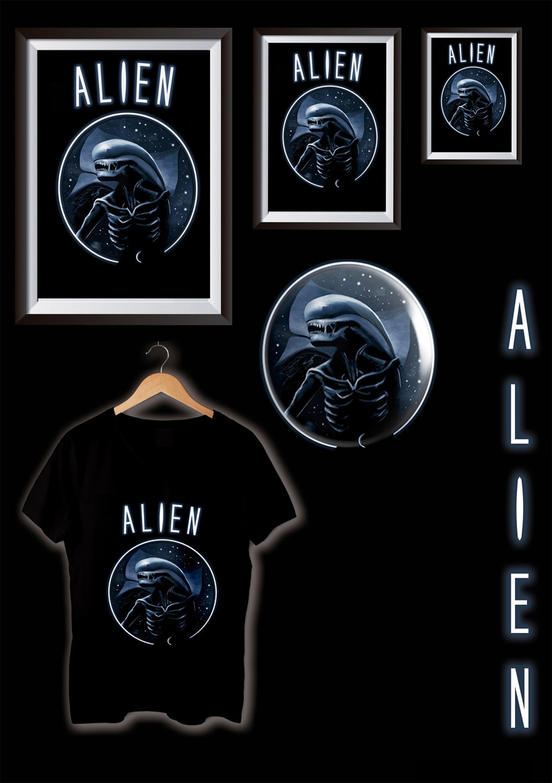 Alien design 1