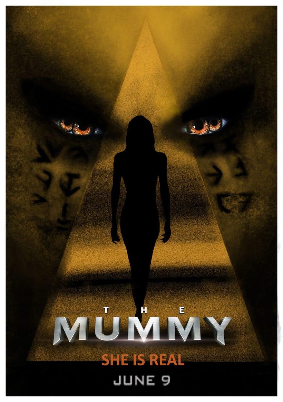 The Mummy 2017 0