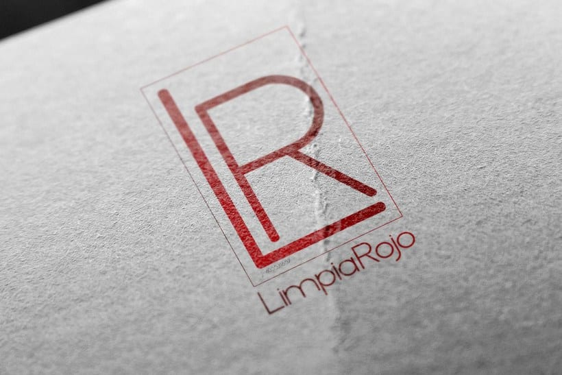 LimpiaRojo Branding & Identity. 4