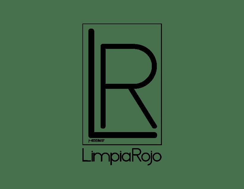 LimpiaRojo Branding & Identity. 2