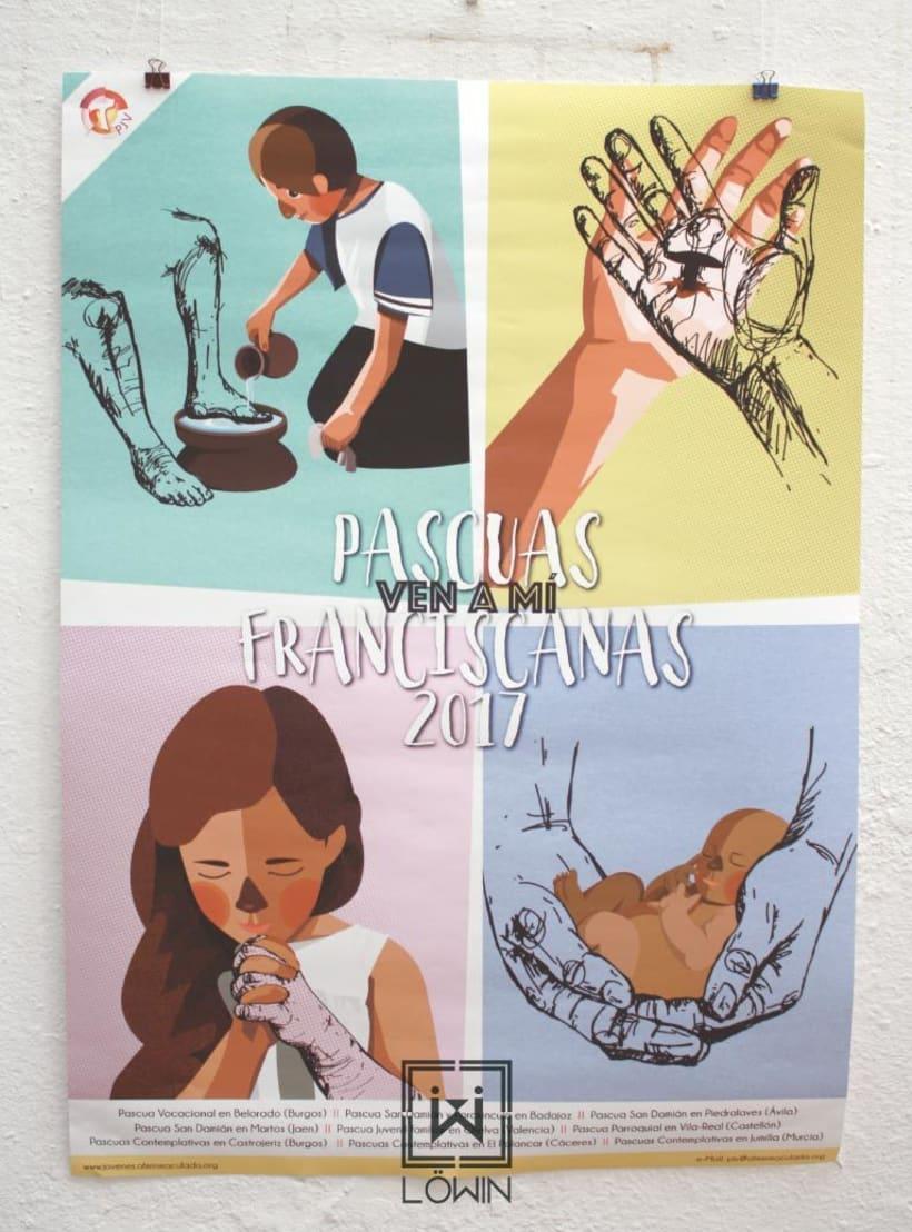 Pascuas franciscanas 2017 -1