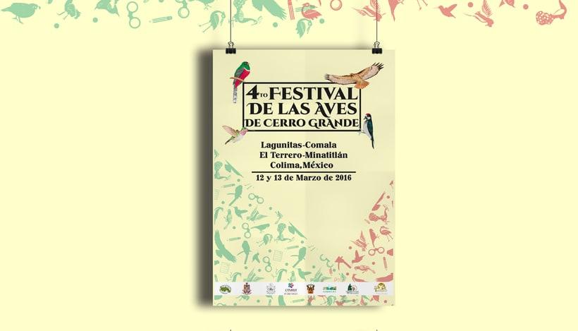 4to Festival de las Aves de Cerro Grande 2