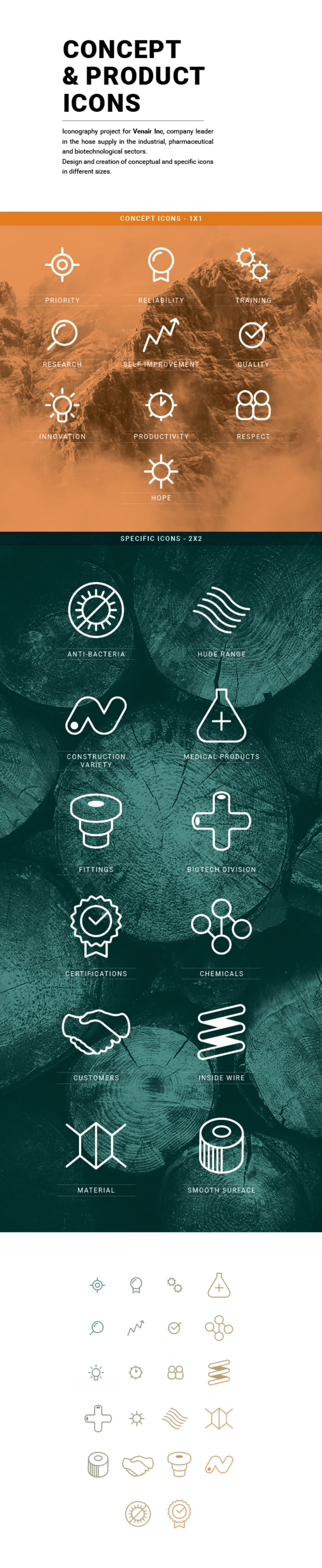 Concept & Product Icons 0