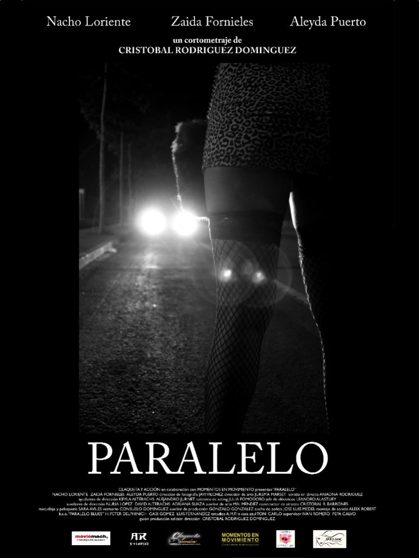 PARALELO cortometraje 2