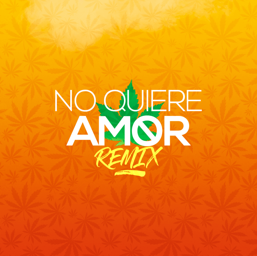 Cover : No quiere amor (Remix) - Lenny Tavárez, Farruko, Bryant Myers, Lary over & Lito Kirino  0
