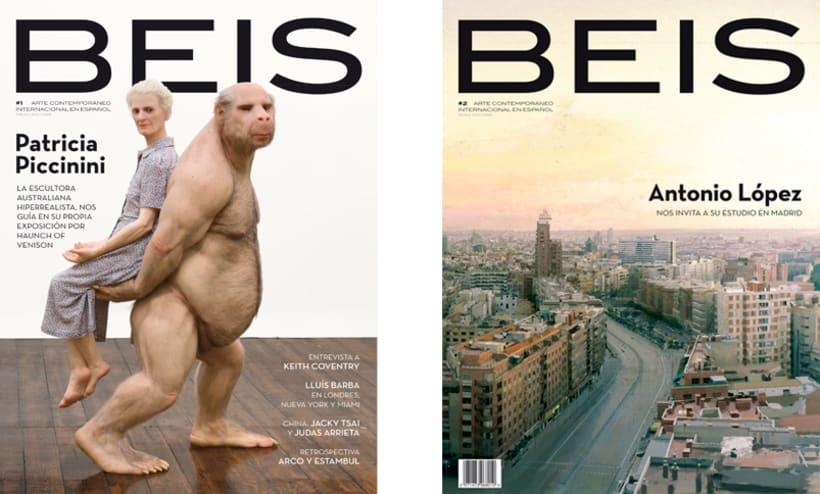 BEIS Magazine.  1