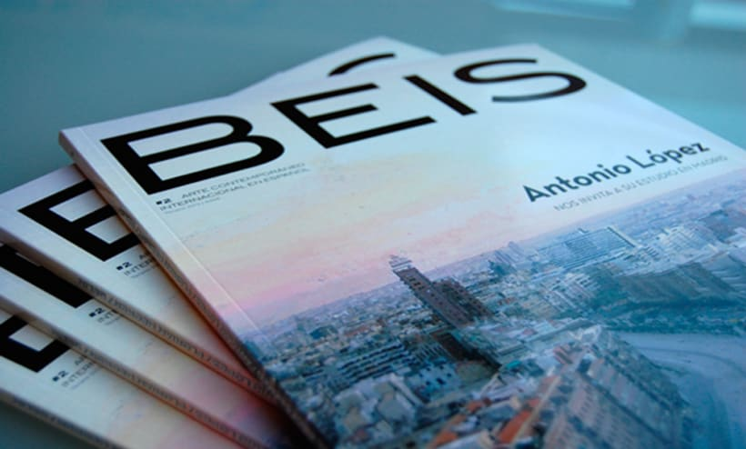 BEIS Magazine.  3