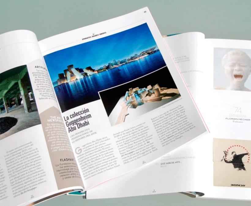 BEIS Magazine.  8