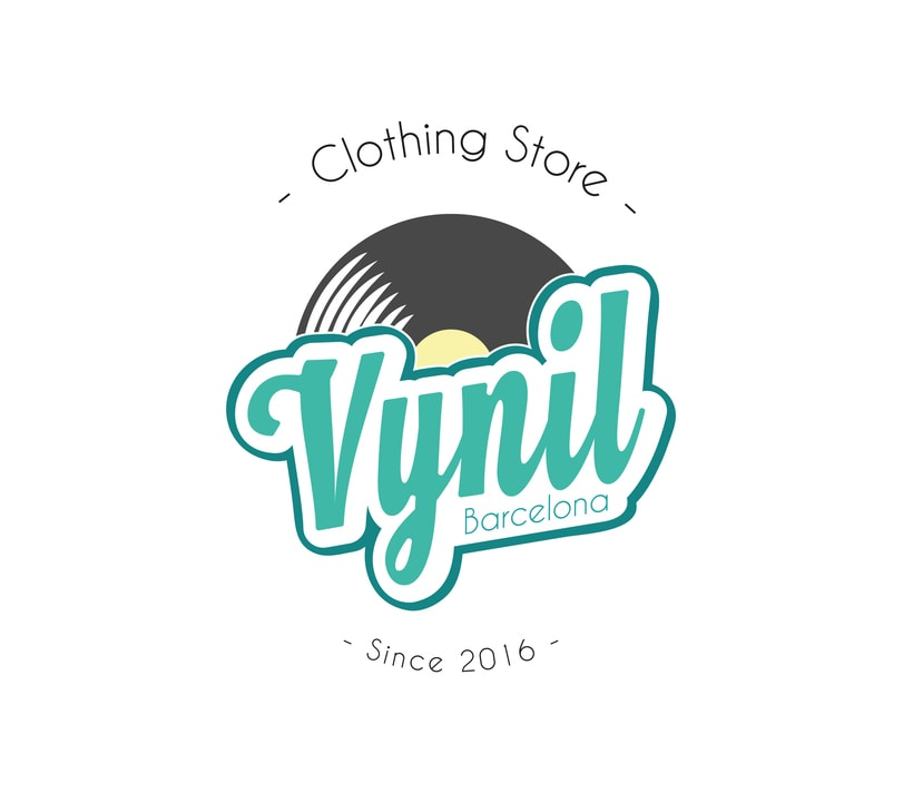 VYNIL Clothing Store Barcelona 2