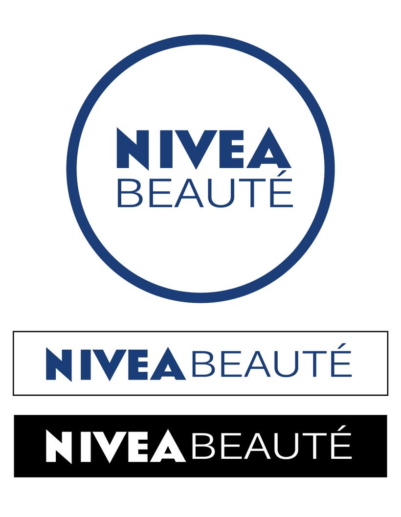 Diseño Logo NIVEA Beauté -1