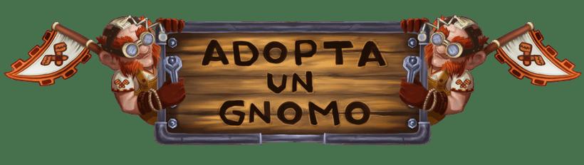 ADOPTA UN GNOMO 2