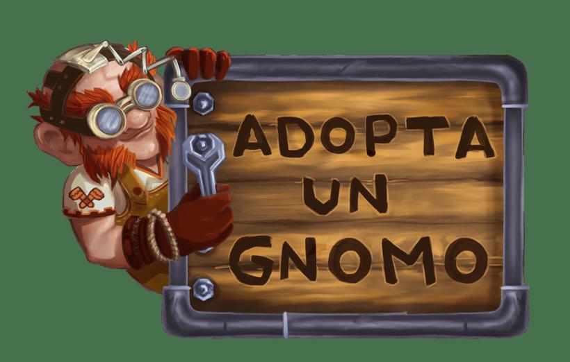 ADOPTA UN GNOMO 3