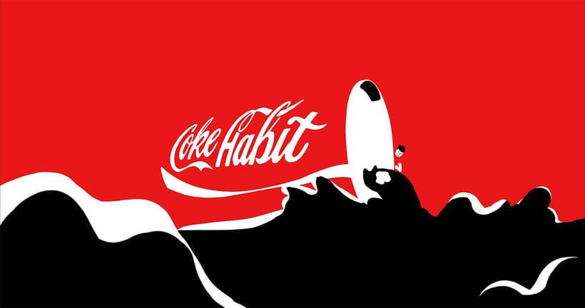 Coke Habit, un corto de animación sobre la adicción a la Coca-Cola 3