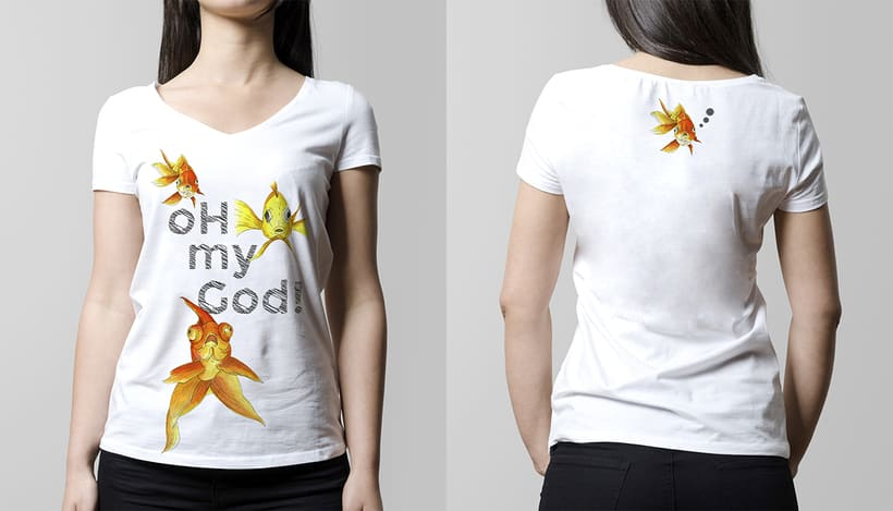 Tipo & Graphic - Tshirt Design 2