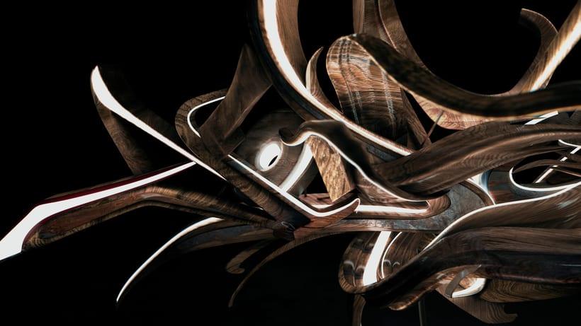Graffiti de madera 0