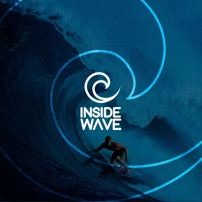 Logo : Inside Wave Clothing 1