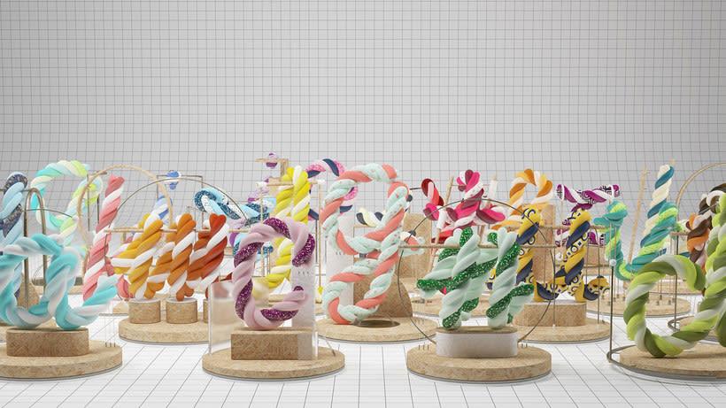 Las dulces y coloridas letras de Guillermo Llano 1