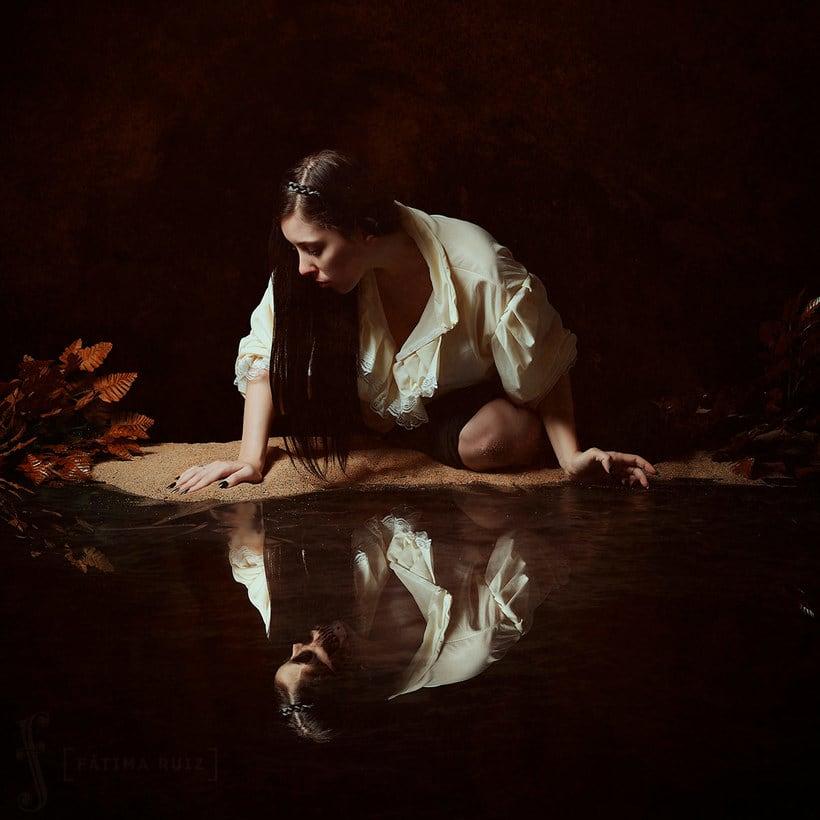 Fotografiando al estilo Caravaggio 1