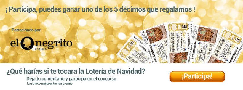 """Concurso Lotería Navidad 2016 """"El Negrito Lotería""""   0"""