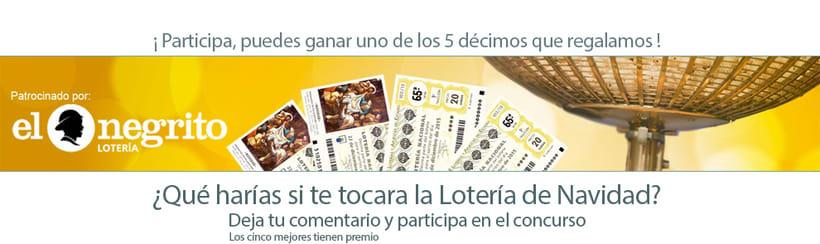 """Concurso Lotería Navidad 2016 """"El Negrito Lotería""""   1"""