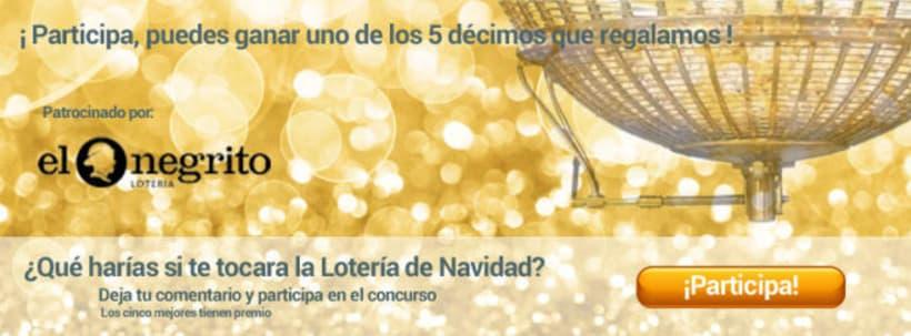 """Concurso Lotería Navidad 2016 """"El Negrito Lotería""""   2"""