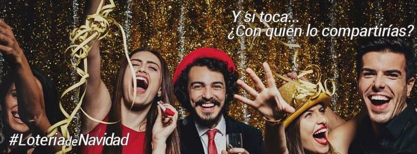 """Imágenes RRSS 2016 para """"Lotería de Navidad"""" -1"""