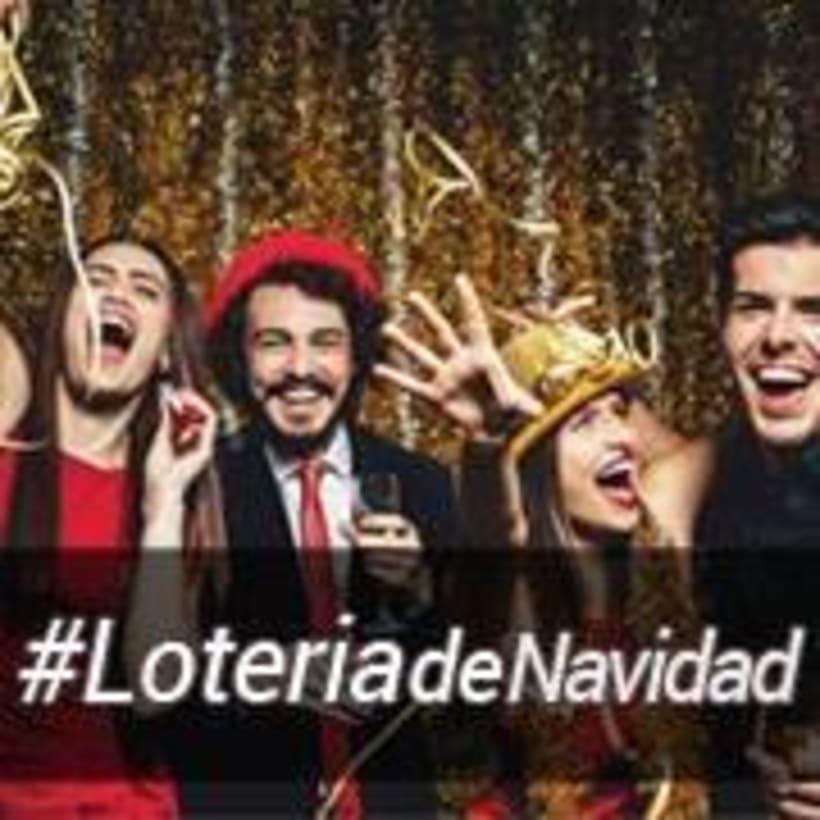 """Imágenes RRSS 2016 para """"Lotería de Navidad"""" 0"""