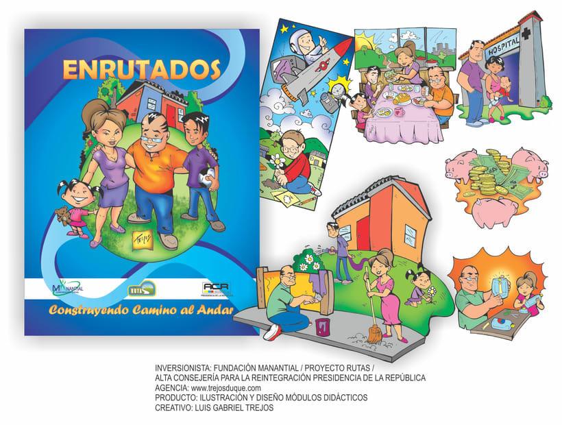 ENRUTADOS - Gabriel Trejos Duque -1