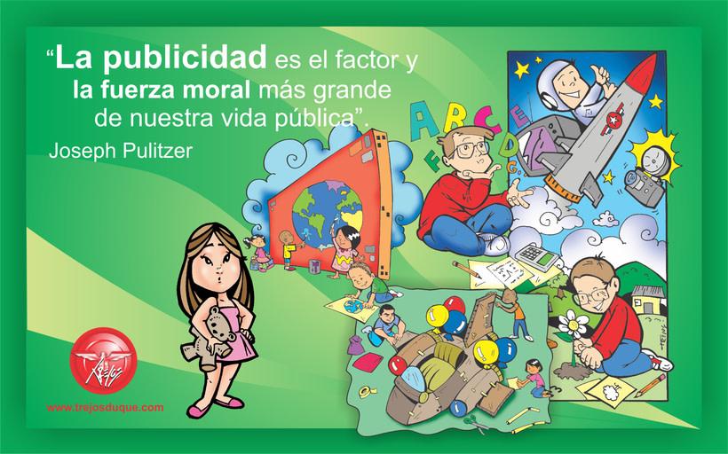 Ilustración - Diseño Gráfico - Publicidad visual - Gabriel trejos Duque  0