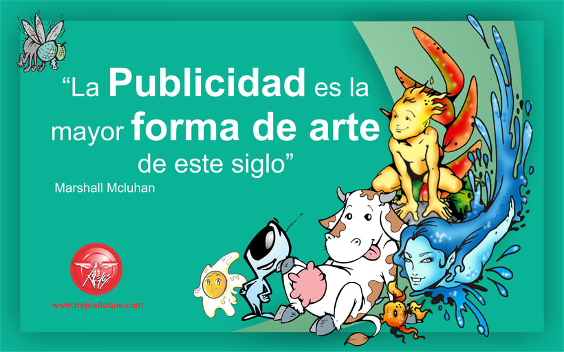 Ilustración - Diseño Gráfico - Publicidad visual - Gabriel trejos Duque  2