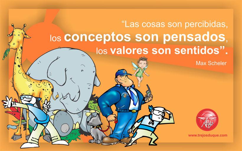 Ilustración - Diseño Gráfico - Publicidad visual - Gabriel trejos Duque  3