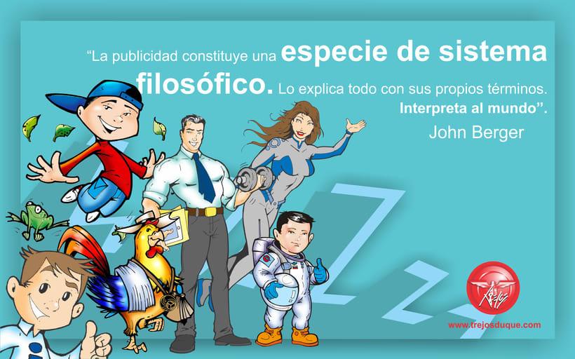 Ilustración - Diseño Gráfico - Publicidad visual - Gabriel trejos Duque  4