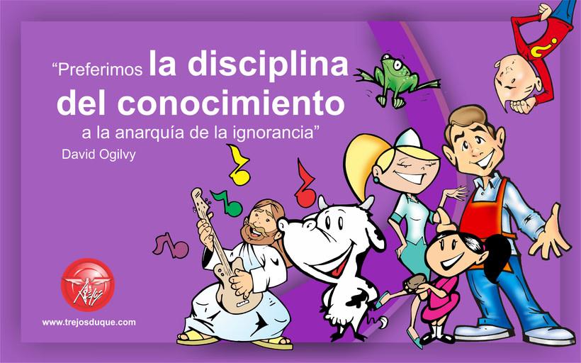 Ilustración - Diseño Gráfico - Publicidad visual - Gabriel trejos Duque  5