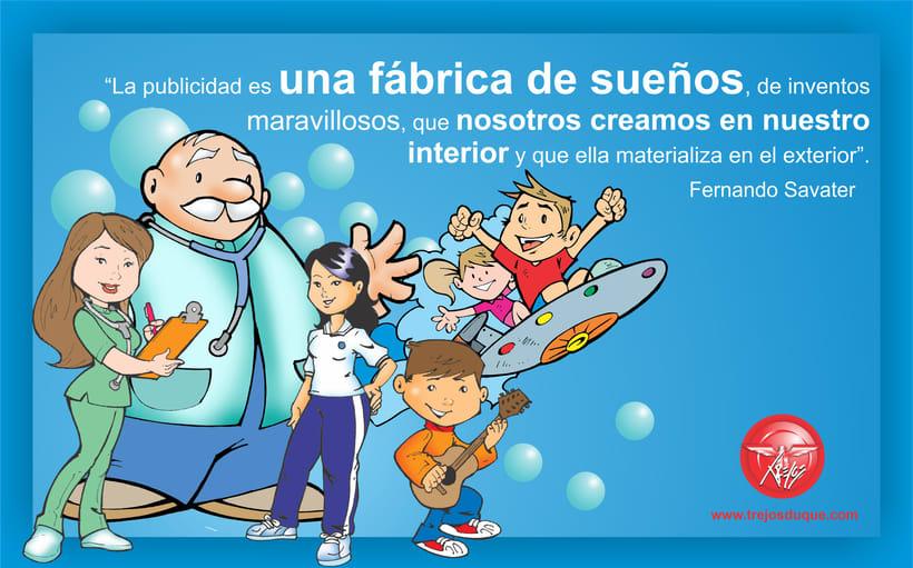 Ilustración - Diseño Gráfico - Publicidad visual - Gabriel trejos Duque  6